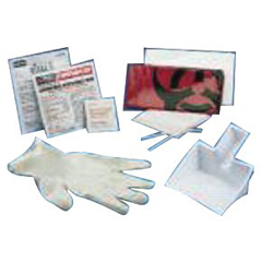 NOR068-127003 - North SafetyBloodborne Pathogens Spill Clean-Up Kits