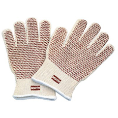 NOR068-517147 - North SafetyGrip N® Hot Mill Nitrile Coated Gloves