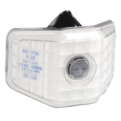 NOR068-7190N99 - North SafetyParticulate Reusable Welding Respirators