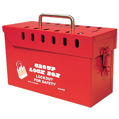 NOR068-GLB03E - North SafetyGroup Lock Boxes