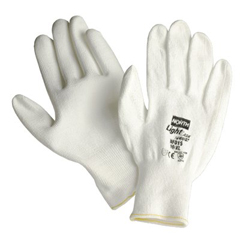 NOR068-NFD1510XL - North SafetyLight Task Plus II Polyurethane-Coated Gloves