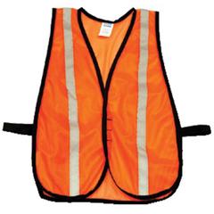 NOR068-TV15RSC - North SafetyEconomical Mesh Traffic Vests