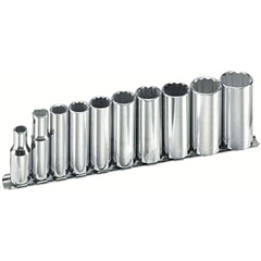 ARM069-15-385 - Armstrong Tools12-Point Deep Socket Sets