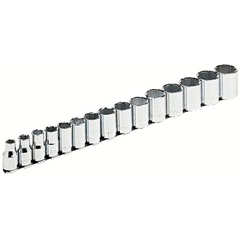 ARM069-15-560 - Armstrong Tools6-Point Socket Sets