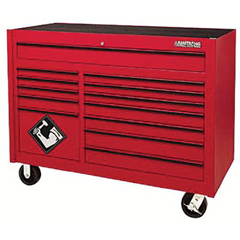 ARM069-16-988 - Armstrong Tools13 Drawer Double Bay Roller Cabinets