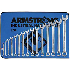 ARM069-25-642 - Armstrong Tools12-Point Long Combination Wrench Sets