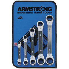 ARM069-27-635 - Armstrong ToolsRatcheting Box Wrench Sets