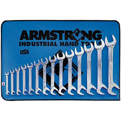 ARM069-27-895 - Armstrong ToolsOpen End Angle Wrench Sets