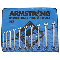 ARM069-52-667 - Armstrong Tools10 Piece Geared Combination Wrench Sets