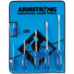 ARM069-66-608 - Armstrong Tools6 Piece Standard Screwdriver Sets