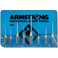 ARM069-66-612 - Armstrong Tools8 Piece Screwdriver Sets