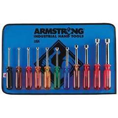 ARM069-66-845 - Armstrong Tools11-Piece Nut Driver Sets