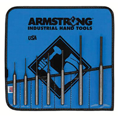 ARM069-70-554 - Armstrong Tools7 Piece Pin Punch Sets