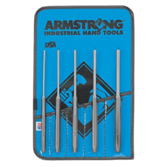 ARM069-70-556 - Armstrong Tools5 Piece Long Pin Punch Sets