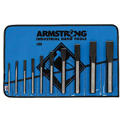 ARM069-70-563 - Armstrong Tools10 Piece Cold Chisel Sets