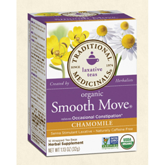 BFG84361 - Traditional MedicinalsSmooth Move® Chamomile Tea