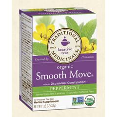BFG84362 - Traditional MedicinalsSmooth Move® Peppermint Tea