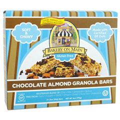 BFG49695 - Bakery On MainChocolate Almond Soft & Chewy Bars