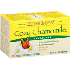 BFG28253 - BigelowCozy Chamomile Herbal Tea