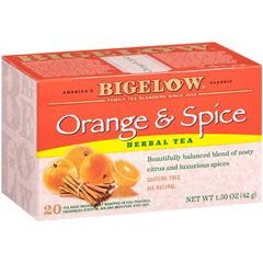 BFG28241 - BigelowOrange & Spice Herbal Tea