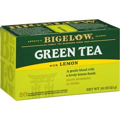 BFG28252 - BigelowGreen Tea with Lemon