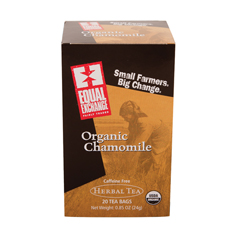 BFG53272 - Equal ExchangeChamomile Herbal Tea