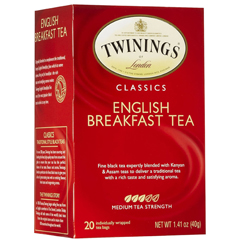 BFG26978 - TwiningsEnglish Breakfast Tea