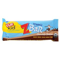 BFG31985 - Clif BarChocolate Brownie Clif Kid Zbar