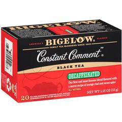 BFG28270 - BigelowConstant Comment Decaffeinated Tea