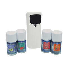 HSC079KIT - HospecoHealth Gards® Metered Aerosol Air Freshener Kit