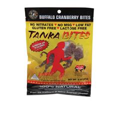 BFG64695 - Tanka BarNatural Buffalo Cranberry Bites