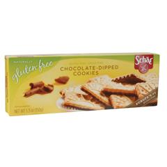 BFG52943 - ScharChocolate Dipped Cookies