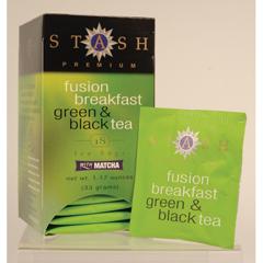 BFG29335 - Stash TeaFusion Breakfast Green & Black Tea
