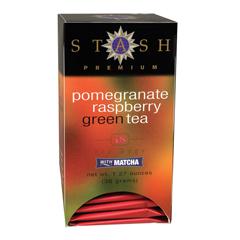 BFG29337 - Stash TeaPomegranate Raspbery Green Tea