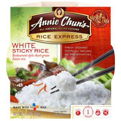 BFG21420 - Annie Chun'sWhie Sticky Rice Express