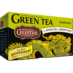 BFG29374 - Celestial SeasoningsAuthentic Green Tea
