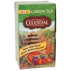 BFG29379 - Celestial SeasoningsDecaffeinated Green Tea