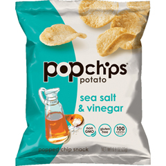 BFG39584 - PopchipsSea Salt & Vinegar Chips