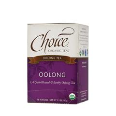 BFG28147 - Choice Organic TeasOolong Tea