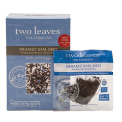 BFG25502 - Two Leaves And A BudEarl Grey Black Tea