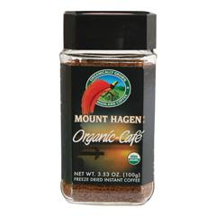 BFG04303 - Mt. HagenOrganic Freeze Dried Instant Coffee