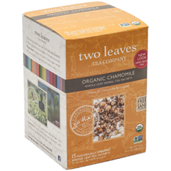BFG25530 - Two Leaves And A BudChamomile Herbal Tea