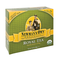 BFG27453 - Newman's Own OrganicsGreen Tea