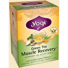 BFG32727 - Yogi TeasGreen Tea Muscle Recovery