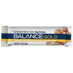 BFG30425 - Balance Bar CompanyBalance Gold Caramel Nut Blast Bar