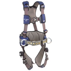 DBI098-1113124 - DBI SalaExofit Nex Construction Harnesses, Back & Side D-Ring, Duo-Lok Quickconnect, Med