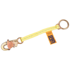 DBI098-1231117 - DBI SalaD-Ring Extension Harness Accessories, 1.5 Ft, Snap Hook Connection, 1 Leg