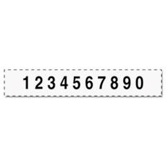 USST55510 - U. S. Stamp & Sign® Professional Numberer