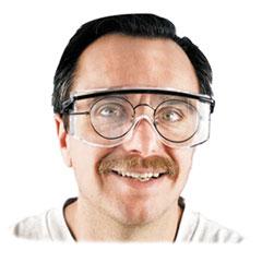 UVXS2500 - Uvex® Astrospec OTG® 3001 Eyewear