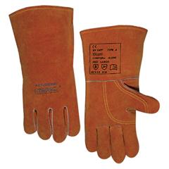BWL902-10-2000 - Best WeldsPremium Leather Welding Gloves, Split Cowhide, Large, Buck Tan